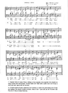 Bach Castelo forte