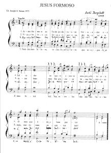 Jesus formoso (antigo)